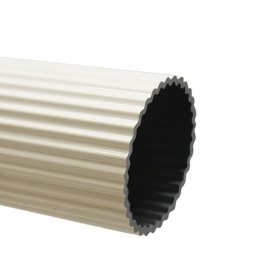 35mm Decorod Reeded, price per metre, White Birch