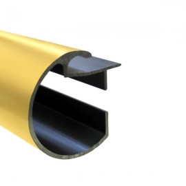 35mm Decotrac Plain, price per metre, Gold