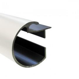 35mm Decotrac Plain, price per metre, White