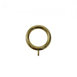 Plastic Slim Ring 65 x 45mm ID, Gold