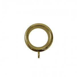 Plastic Ring 72 x 48mm ID, Gold