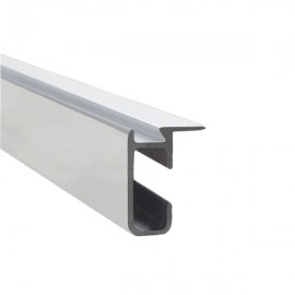 C Track, Wall or Ceiling Fix, price per metre, White