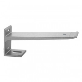 Decotrac Combination, Wall Bracket, Chrome